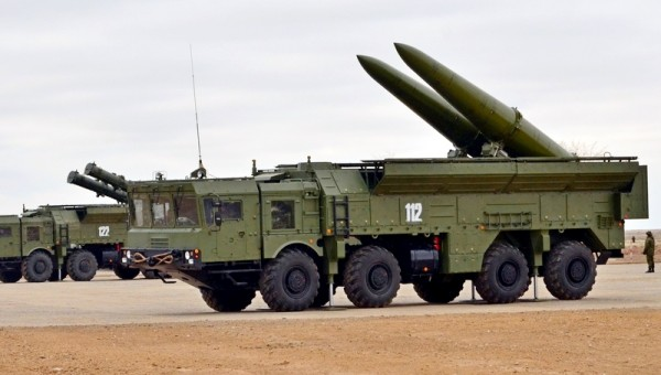 Russia to Send New Missiles to Baltic Exclave on Maneuvers