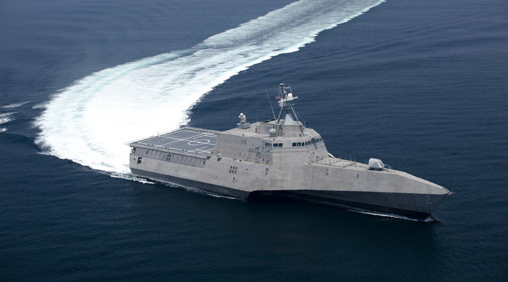 One year old US Navy Warship is Disintegrating because of a massive design flaw that is causing electrolysis
