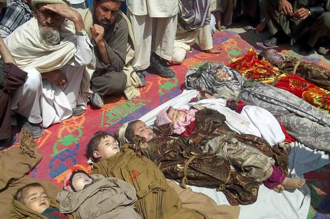 NATO airstrike kills 18, including 10 children in Afghanistan
