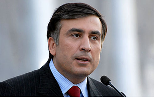 Saakashvili Leaves for U.S. with