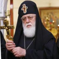 Has the West openly attacked the Patriarch of Georgia?
