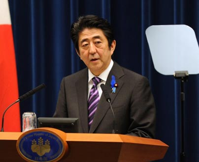 What's behind the end to Japan's official pacifism?