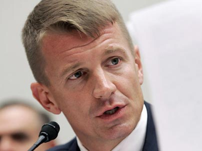 Blackwater founder: We could have fought ISIS if Obama hadn