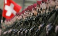 Swiss war game envisages invasion by bankrupt French