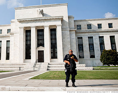 The Federal Reserve Shows Barack Obama Who The Real Boss Is