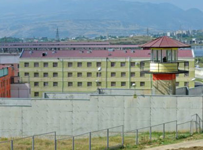 Gldani Prison among World's Worst Ones