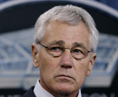 The Legacy of Chuck Hagel