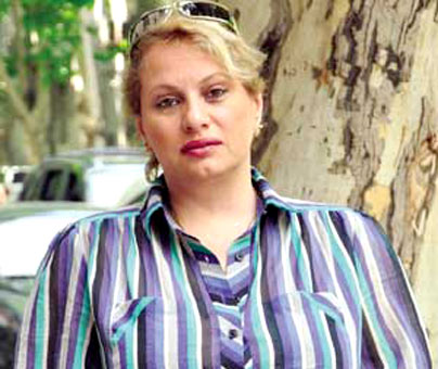Lali Moroshkina:  I did not see in Tskhinvli Jails our prisoners so humiliated as  here, – they were looked like captives