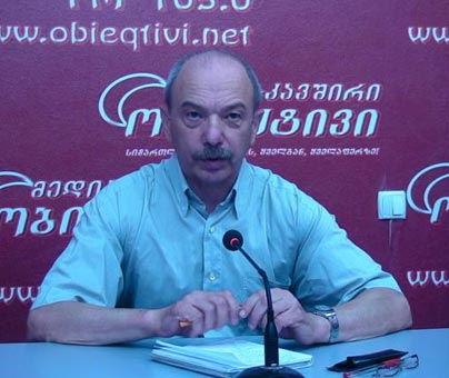 Petre Mamradze: This regime sentenced  a citizen with 18-years long imprisonment for theft of  3 car-tyres,  while hundred millions of dollars disappeared from the budget.