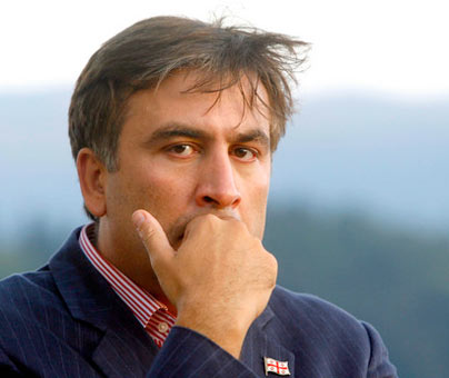 Saakashvili's Desperate Quest for Rehabilitation