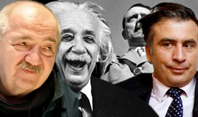 From Alfred to Robiko i.e. what Hitler did to Einstein