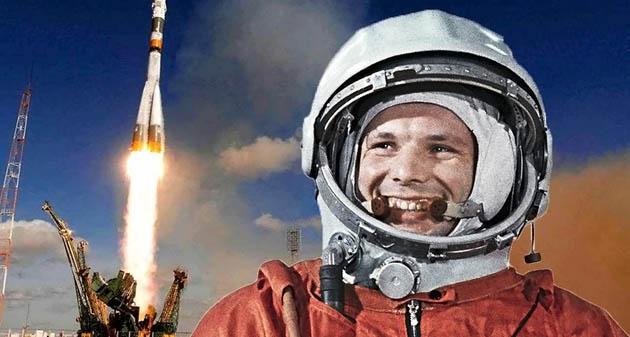 April 12 is Cosmonautics Day