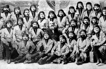 ფილიმონ ქორიძე გუნდთან ერთად