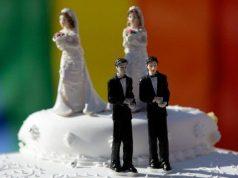 ტორტი გეი ქორწილისთვის