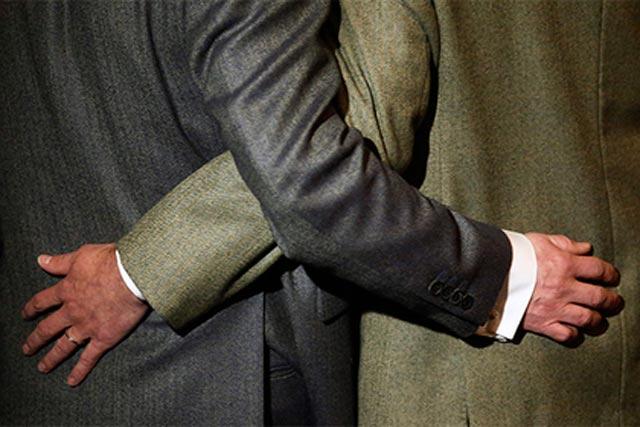 ერთსქესიანთა ქორწინება