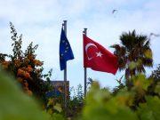 დროშა (ევროკავშირი-თურქეთი)