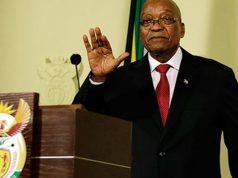სამხრეთ აფრიკის პრეზიდენტი გადადგა