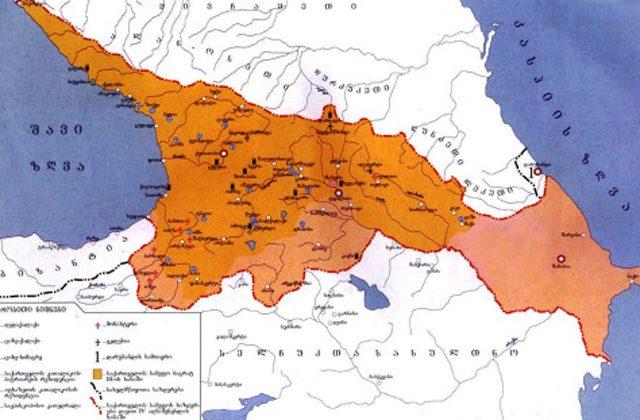 საქართველო დავით აღმაშენებლის მმართველობის დასასრულს, 1125 წელი