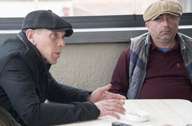 ალექსანდრე რევაზიშვილი (მარცხნივ) და კობა ნერგაძე