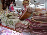 """უკრაინელები ვეგეტარიანელებად აქციეს: ხორცი და """"სალო"""" ძალიან გაძვირდა"""