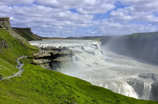 გულფოსი, ისლანდია