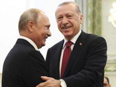 რუსეთი და თურქეთი იდლიბში დემილიტარიზებულ ზონას ქმნიან