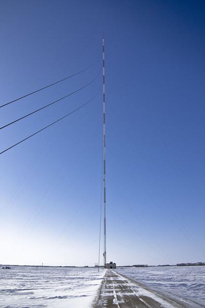 ტელერადიოანძა KVLY-TV, ბლანშარი, ჩრდილოეთი დაკოტა, აშშ