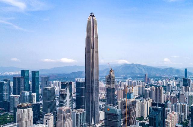 საერთაშორისო საფინანსო ცენტრი, პინანი შენჩჟენი, ჩინეთი