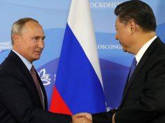 რუსეთი და ჩინეთი მსოფლიოს ცვლიან