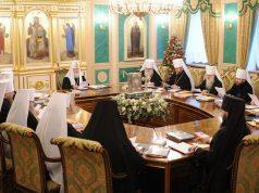 რუსეთის მართლმადიდებელი ეკლესიის წმინდა სინოდმა უკრაინის ეკლესიაში განხეთქილების შეტანის მცდელობას უპასუხა