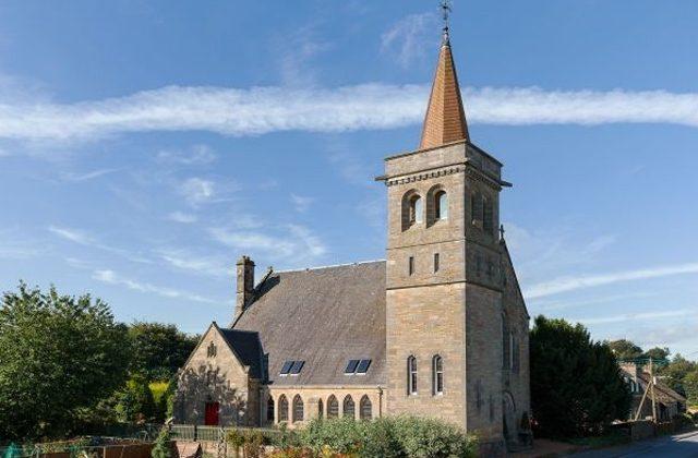ეკლესია საცხოვრებელ სახლად გადააკეთეს და 850 ათას დოლარად ყიდიან