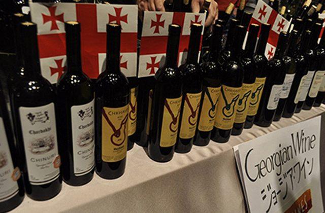 ქართული ღვინის ექსპორტი