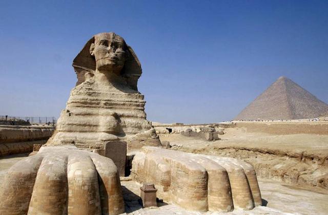 დიდი სფინქსი, ეგვიპტე