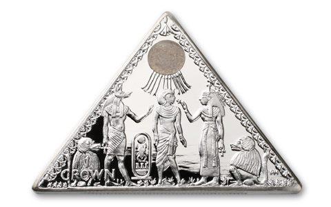 ვერცხლის პირამიდა