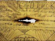 სანტასთვის გაგზავნილი ყველაზე ძველი წერილი
