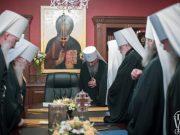 """უკრაინის კანონიკური მართლმადიდებელი ეკლესია მონაწილეობას არ მიიღებს """"გამაერთიანებელ"""" კრებაში"""