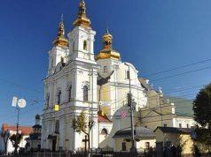 ვინიცაში მოსკოვის საპატრიარქოს უკრაინის მართლმადიდებელი ეკლესიის ტაძარი მიიტაცეს
