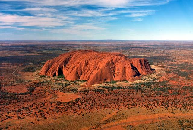 ულურუ, ავსტრალია