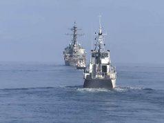 რუსეთმა და თურქეთმა შავ ზღვაში ერთობლივი სამხედრო წვრთნები გამართეს