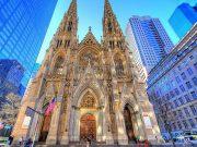 ნიუ-იორკში წმინდა პატრიკის სახელობის ტაძრის დაწვის მცდელობა აღკვეთეს