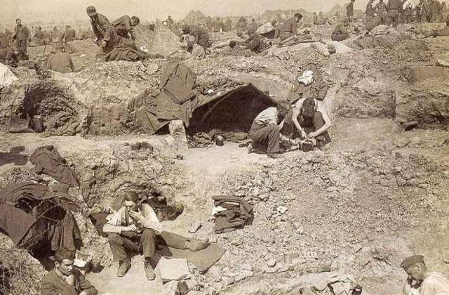 დუაიტ ეიზენჰაუერის სიკვდილის ბანაკები