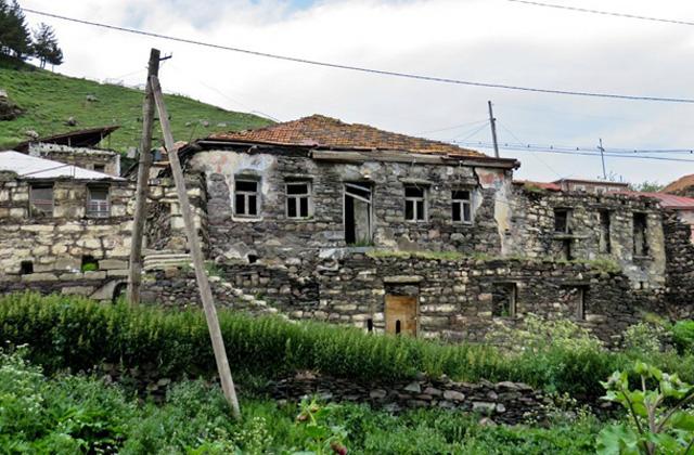 მიატოვა სოფელი ხალხმა, რადგან სასოფლო-სამეურნეო სავარგულების დამუშავებას ვერ ახერხებენ
