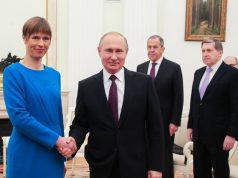 ესტონეთის პრეზიდენტს სურს, მისი ქვეყანა ნამდვილი სახელმწიფო იყოს