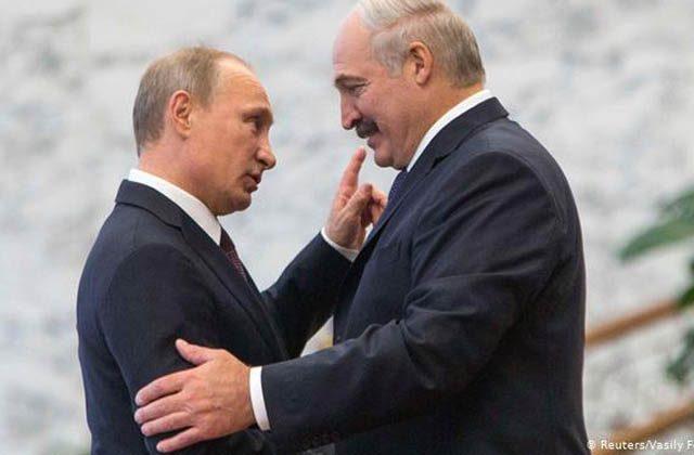 რუსეთი და ბელარუსი ერთობლივ ვალუტაზე გადადიან