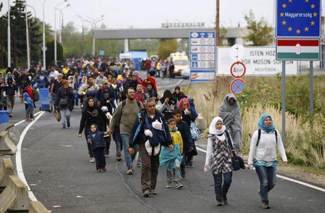 მიგრანტები ევროპაში მანეკენებსაც აუპატიურებენ