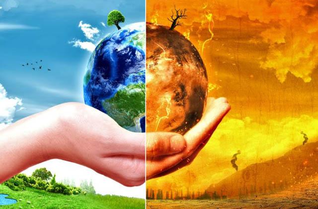 """""""გლობალური დათბობის"""" გლობალური აფერა"""
