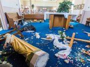 საფრანგეთში ქრისტიანულ ძეგლებზე თავდასხმა გახშირდა