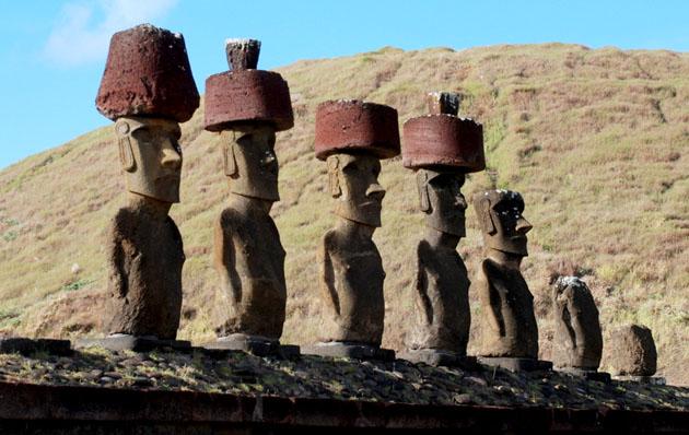 იდუმალი ობიექტები, რომლებიც შექმნილია ჩვენს ერამდე რამდენიმე ათასი წლის წინათ