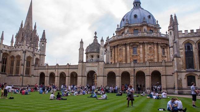 ოქსფორდის უნივერსიტეტი (დიდი ბრიტანეთი)