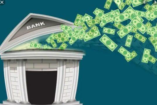 ბანკებმა 6 თვეში მოსახლეობისგან ჯარიმებით 48 მლნ ლარზე მეტი მიიღეს